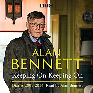 Alan Bennett: Keeping On Keeping On cover art