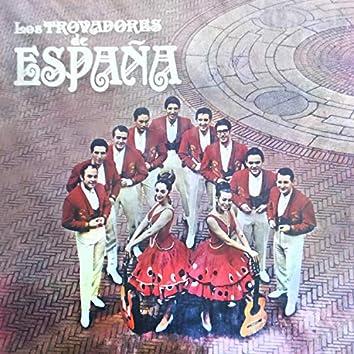 Los Trovadores de España
