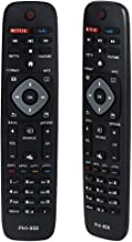 Gvirtue New Replacement Remote NH500UP/PHI-958 Fit for Philips Smart TV 50PFL5601/F7 65PFL5602/F7 55PFL5602/F7 50PFL5602/F...