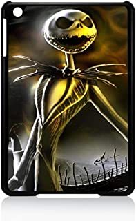 (for iPad Mini 4) Back Case Cover - HOT11517 Nightmare Before Christmas