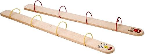 Erzi Sommerski für 4 Gleichgewicht Spielzeug für Kinder 99 x 9 cm