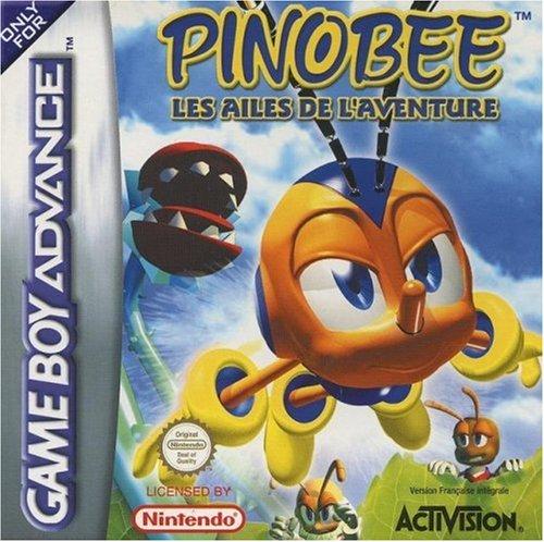 Pinobee : Les Ailes de l'Aventure