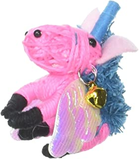 Watchover Voodoo Unicorn Toy Keychain/Backpack, Multicolor, X-Large/One Size