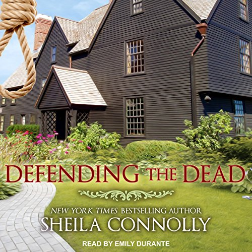 Defending the Dead cover art
