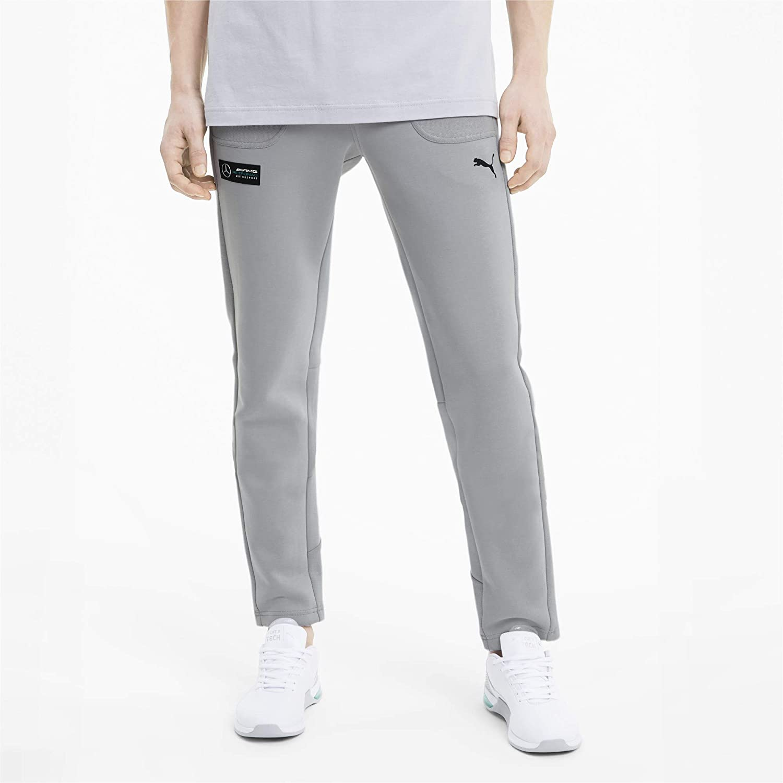 Descartar Perjudicial Venta anticipada  Amazon.com : PUMA Men's Mercedes Amg Petronas Motorsport MCS Sweat Pants :  Clothing