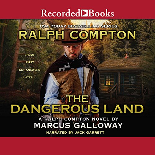 The Dangerous Land audiobook cover art
