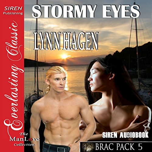 Stormy Eyes audiobook cover art