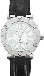 シャリオール CHARRIOL ロトン RT42 メンズ 腕時計 ホワイトシェル 文字盤 デイト 自動巻き オートマ ウォッチ 【中古】 90065621 [並行輸入品]