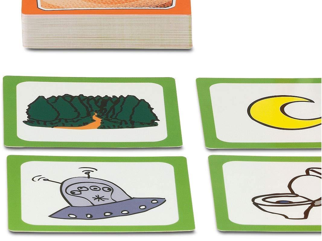 Cayro - What´s Up? Junior - Juego Infantil - Desarrollo de Habilidades cognitiva e inteligencias múltiples - Juego Cartas (7002): Amazon.es: Juguetes y juegos