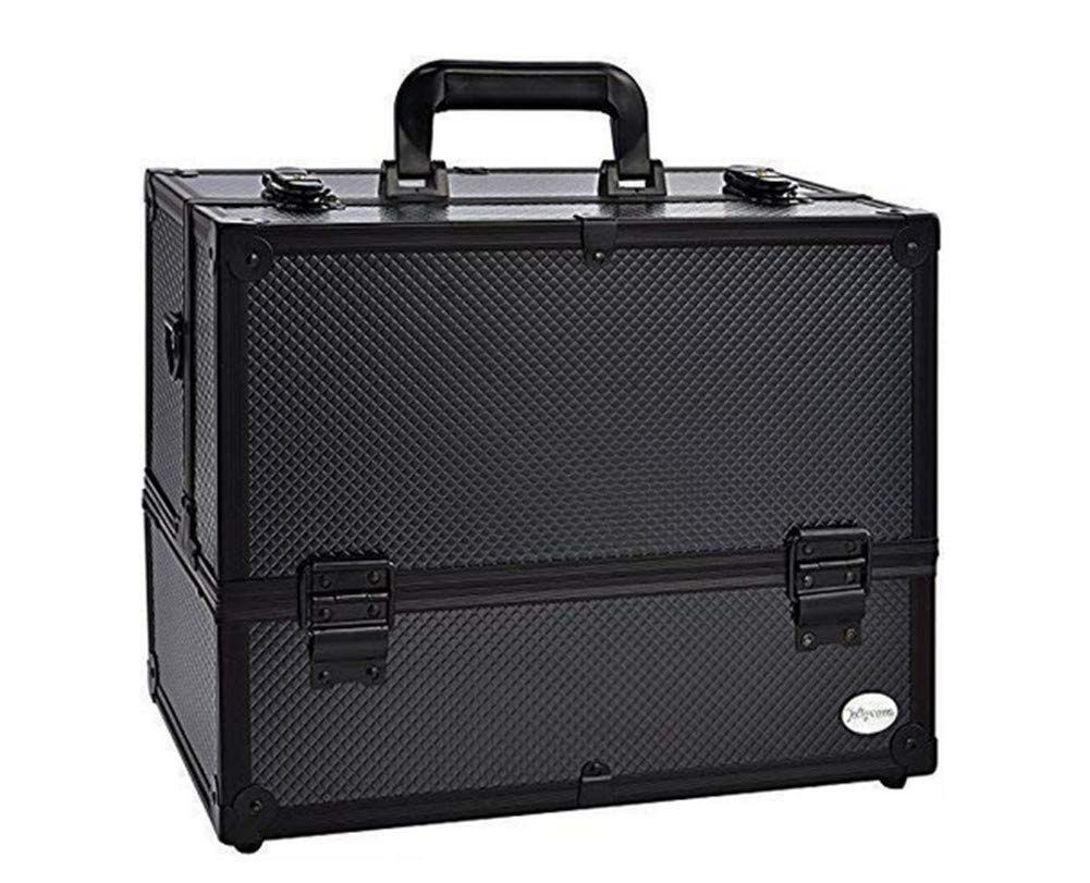 Makeup Train Box Professional Adjustable Case service Tray 6 Challenge the lowest price of Japan Co Cosmetic