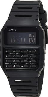 ساعة كاسيو يوث CA 53WF 1BDF, اسود