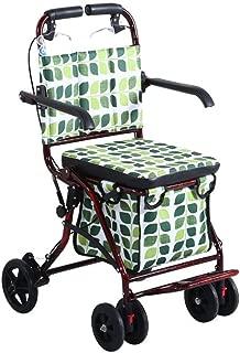 DHINGM El asiento de compras de edad avanzada se puede utilizar ...