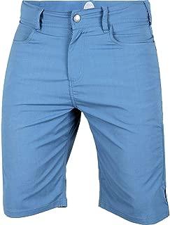 Club Ride Apparel Mountain Surf Cycling Short - Men's Biking Shorts - Steel Blue - Large