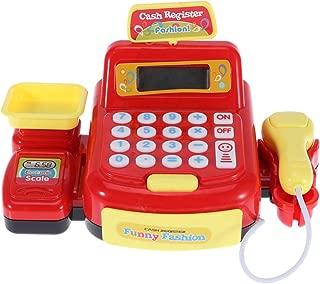 NUOBESTY 1 Pieza Juguete Infantil Caja Registradora