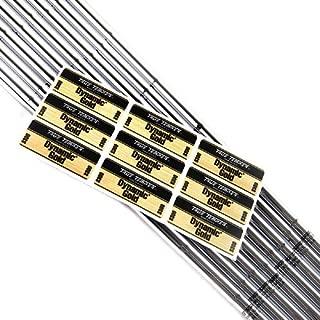 New True Temper Dynamic Gold Steel Shaft Set (8 Shafts) 3-PW S300 .355