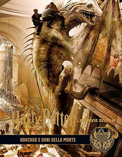 Harry Potter. L'archivio dei film. Ediz. a colori. Horcrux e doni della morte (Vol. 3)