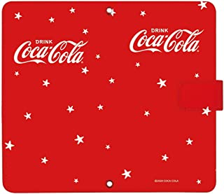 Galaxy A21 SCV49 ケース [デザイン:J.スター(赤)/マグネットハンドあり] Coca-Cola コカ コーラ galaxya21 ギャラクシーa21 scv49 手帳型 スマホケース スマホカバー 手帳 携帯 カバー