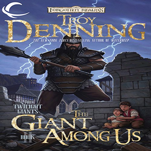 The Giant Among Us audiobook cover art