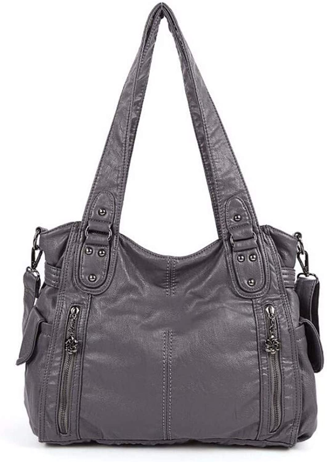 Fashion Handbag for Ladies with one Shoulder Bag Large Capacity Handbag with Inclined Span in Autumn and Winter