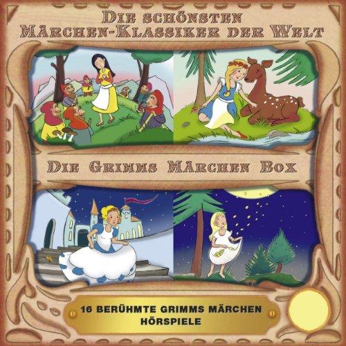 Grimms Märchen 1-4 (200 Jahre Grimms Kinder- & Hausmärchen)