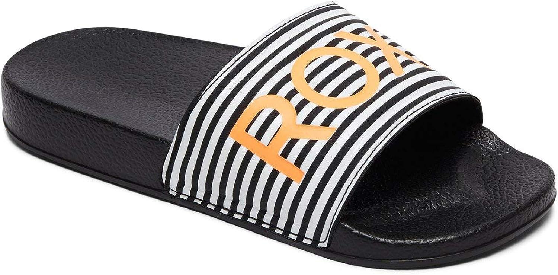 Roxy Kids' Rg Slippy Slide on Sandal Flip-Flop