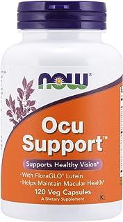 Now Foods Ocu Support Salud de los Ojos con FloraGLO Lutein