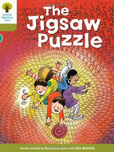 Oxford Reading Tree: Level 7: More Stories A: The Jigsaw Puzzleの詳細を見る
