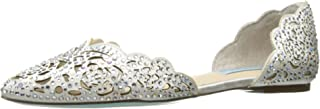 Blue by Betsey Johnson Women's Lucy Flat