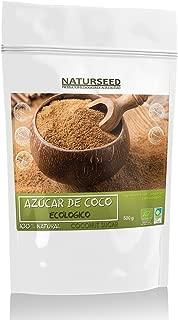 Naturseed Azucar De Coco - 100% Puro y Ecológico - Apto