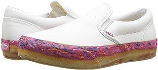 f76b4e8febb Vans Classic Slip ON Platform Donut True White Kids Shoes
