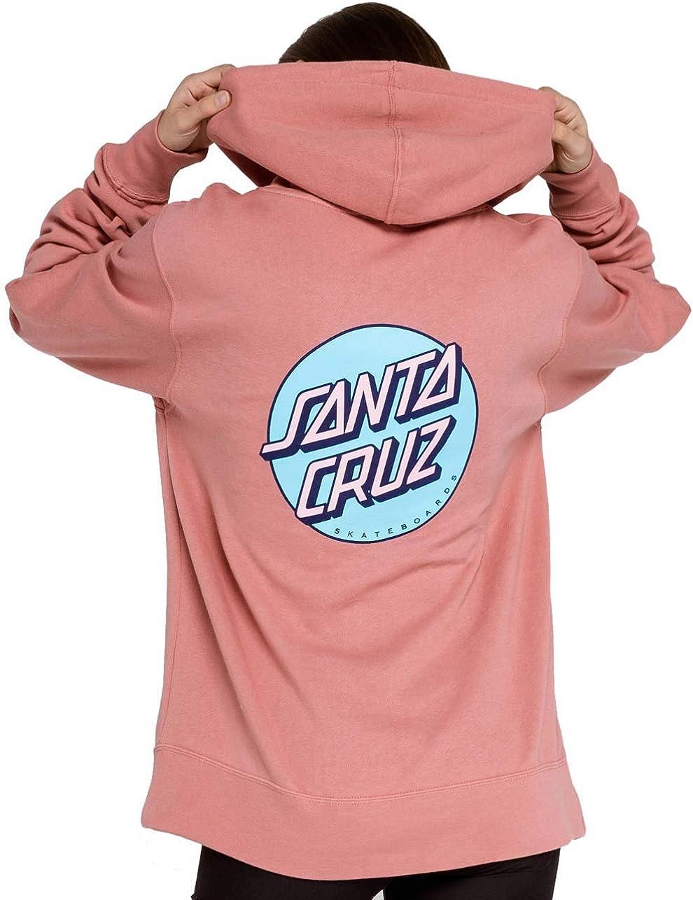 Santa Cruz Womens Other Dot Lightweight Hoody