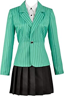 Heathers The Musical Rock Cosplay Chandle Stage School Uniform Dress Women Outfit Full Set(in Stock)