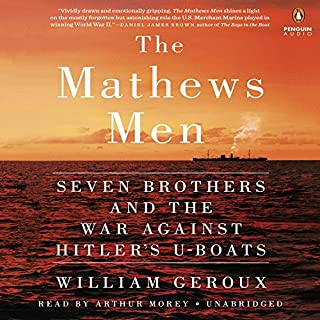 The Mathews Men cover art