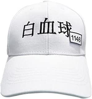 Poetic Walk Anime Cell at Work Hataraku Saibou Cosplay Costumes Leukocyte 1146 Hat Baseball Cap