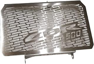 Carrfan Radiator Grille Grill Guard Protective Grill for Yamaha FZ-07 FZ07 2013-2018
