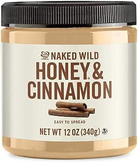 Naked Wild Cinnamon Infused Honey, 12 Ounce
