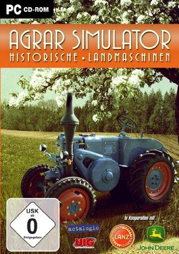 Agrar Simulator: Historische Landmaschinen