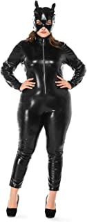 catwoman cosplay plus size