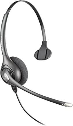 Plantronics SUPRA PLUS MONAURAL/NC HEADSET ( HW251N ) - Silver/Gray photo
