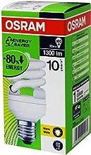 Osram Fluorescent Bulb Set, 3 Pieces, Yellow, 20W, E27 220V, OSR3-02481