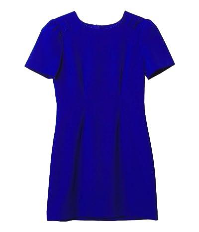 Milly Minis Francesca Ruched Raglan Dress (Big Kids) Girl