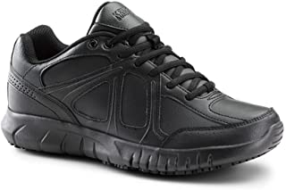 Keuka SureGrip Mens Galley Athletic Slip Resistant Work Shoes