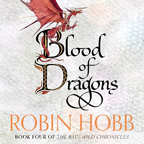 Blood of Dragons audiobook cover art