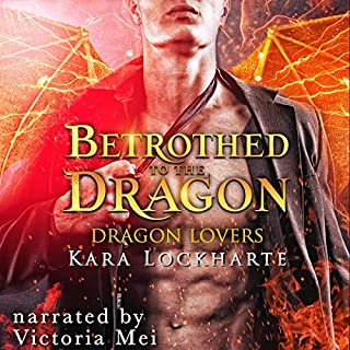 Betrothed to the Dragon: Lick of Fire cover art