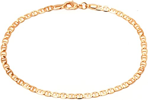 Electroplating  Alloy Gold Silver Beautiful Amazing Anklets Naked Chain  Beach