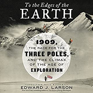 To the Edges of the Earth audiobook cover art