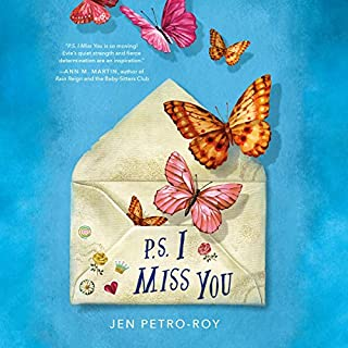 P.S. I Miss You                   By:                                                                                                                                 Jen Petro-Roy                               Narrated by:                                                                                                                                 Madeleine Lambert                      Length: 5 hrs and 10 mins     Not rated yet     Overall 0.0