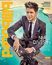 Billboard Magazine June 2017 Niall Horan Cover, 1D, One Direction, Chris Cornell, Soundgarden