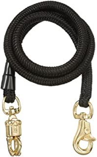 Safety Shock Poly Bungee Cross Tie w/Bungee Section Black 72