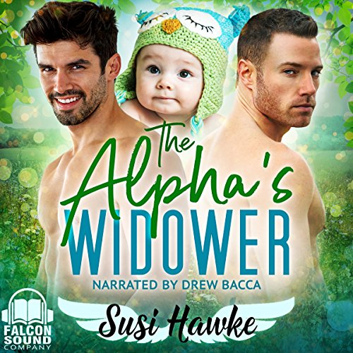 The Alpha's Widower audiobook cover art